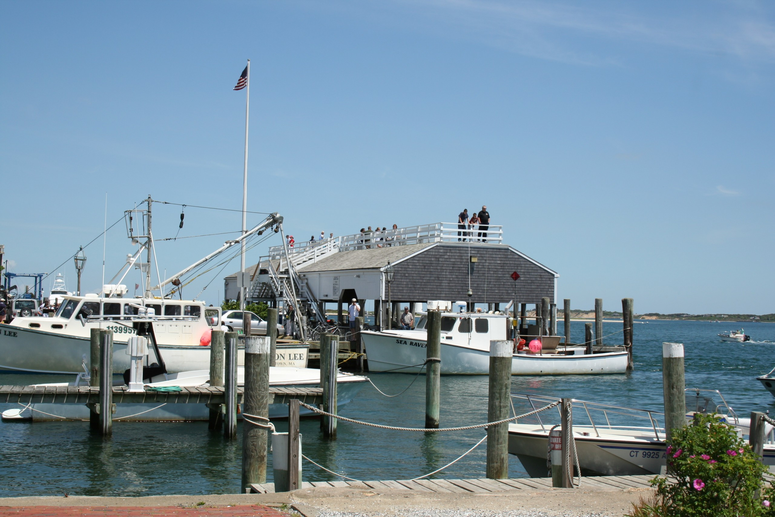 edgartown harbor marthas vineyard ma